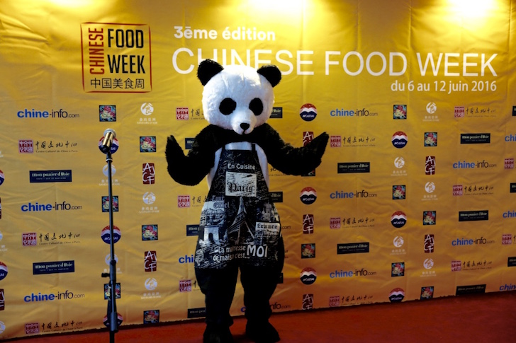 Lancement Chinese Food Week 3